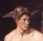 Hermes-Mercurio- Ἐρμῆς