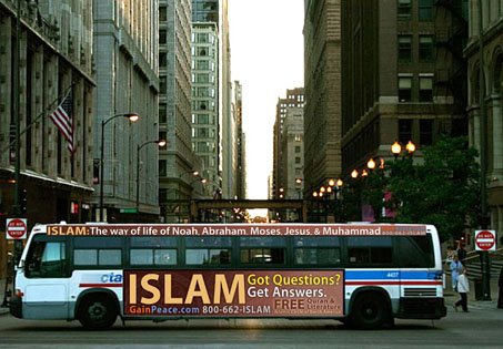 Have Questions about Islam?? Then take the Bus Ride for Guidance