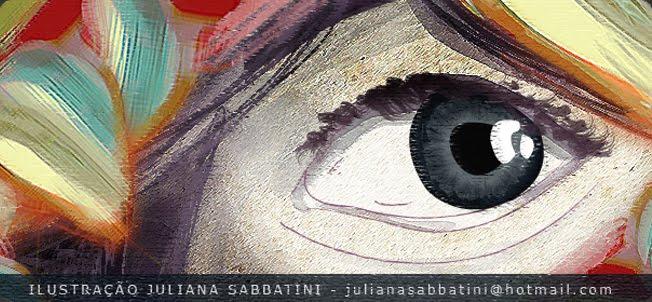 Ilustração Juliana Sabbatini