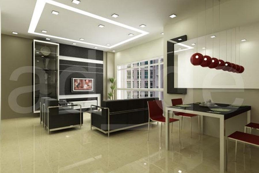 5 Modern And Elegant Livingroom Ideas