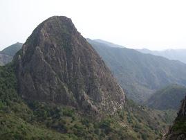 Los Roques. La Gomera