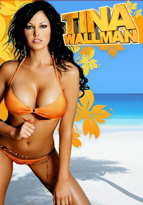 tina wallman | hot poker girl