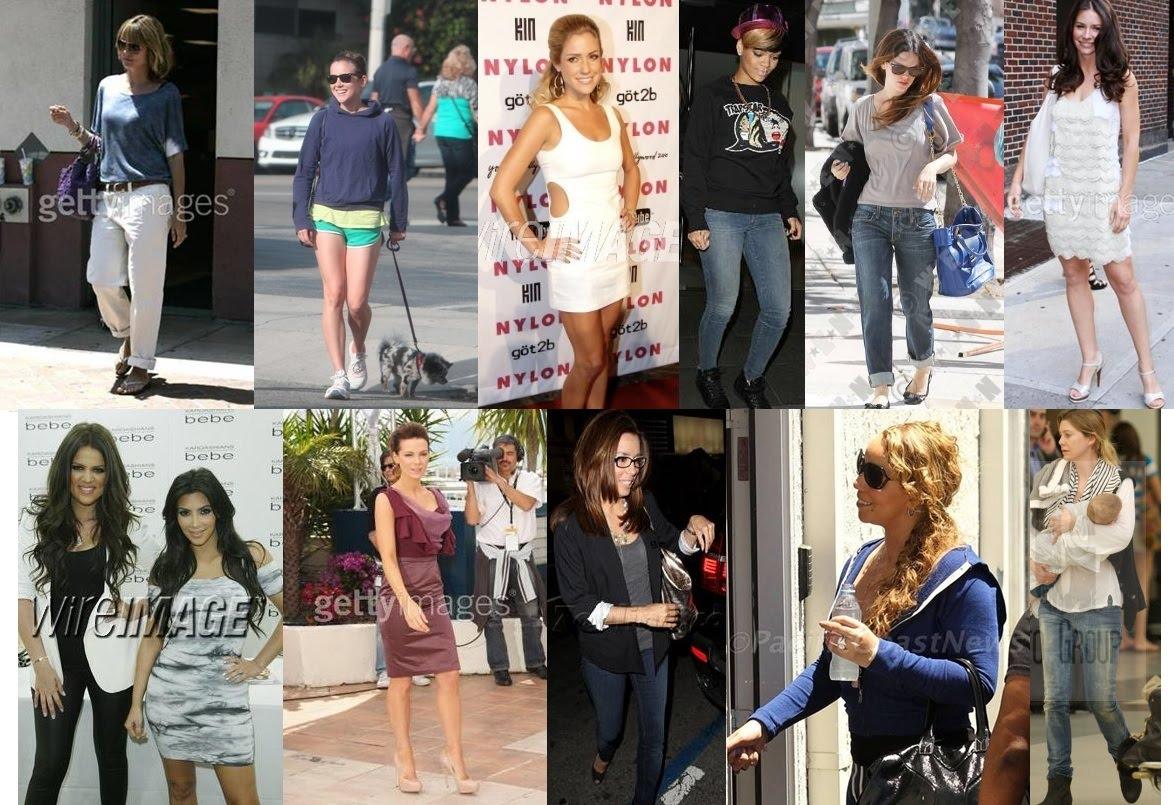Celebrity Styles