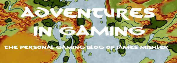 Adventures in Gaming