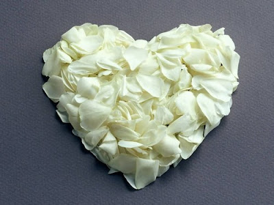 corazon+petalos de rosas