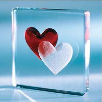 dos corazones+san valentin