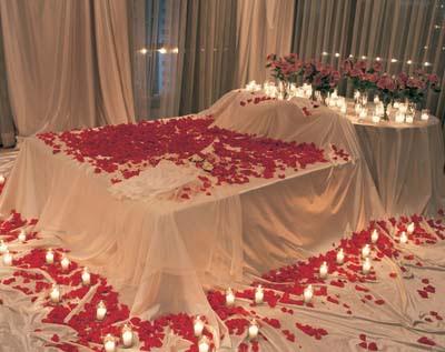 imagen romantica+san valentin+petalos