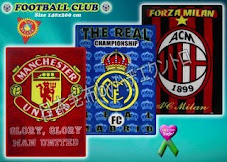Blanket Football Club 140x200