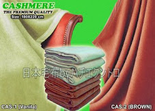 Blanket Cashmere 180x220