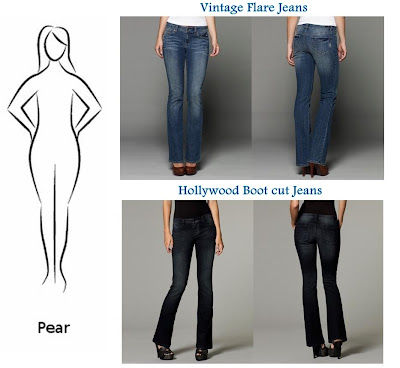 Marisa's Beauty Tea Cup: Jeans - How to Find the best fit ...