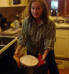 Me and my Chocolate Meringue Pie