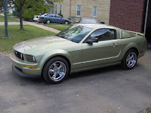 2005 Mustang after $17,000 of repair