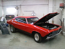 1969 Chevelle before