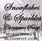 Snowflakes and Sparkles