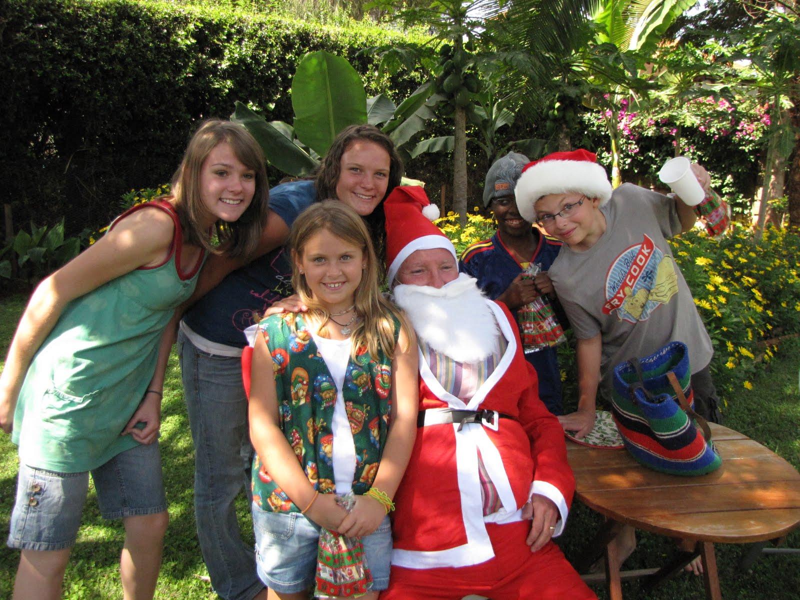 FiveKennys: CBM Kenya -- Christmas Party!