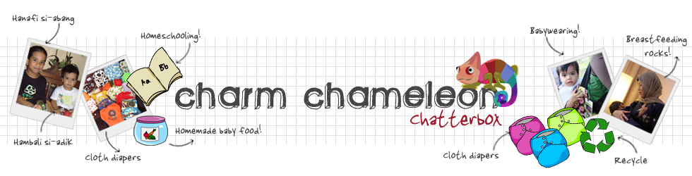 Charm Chameleon Chatterbox