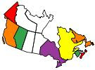Visited Provinces