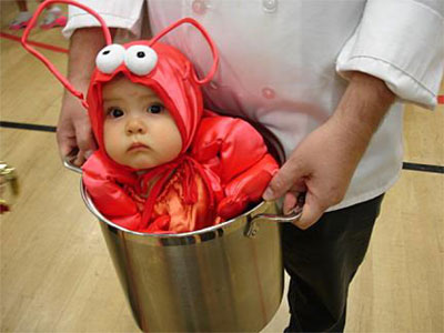 Baby Chef Outfit on Dear Estranged Family Members And People Whom I Don T Know But Came To
