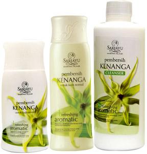 Cleanser Pembersih Refreshing Aromatic Kenanga