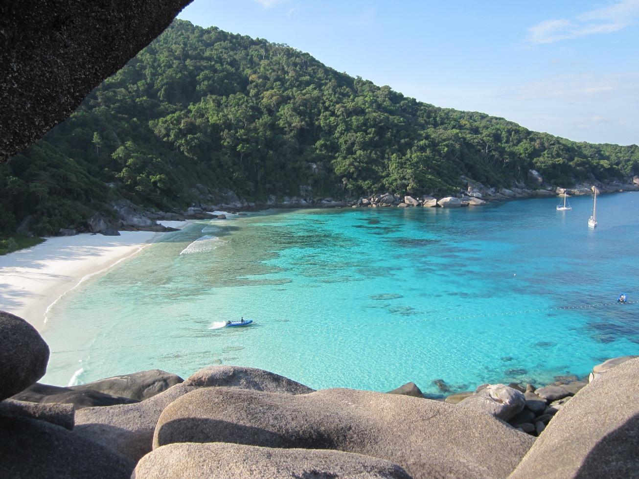 Sadiqi: Similan Islands