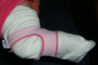 Wel e to my baby gad blog How to keep socks in