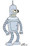 Bender Bending Rodríguez - Wikipedia