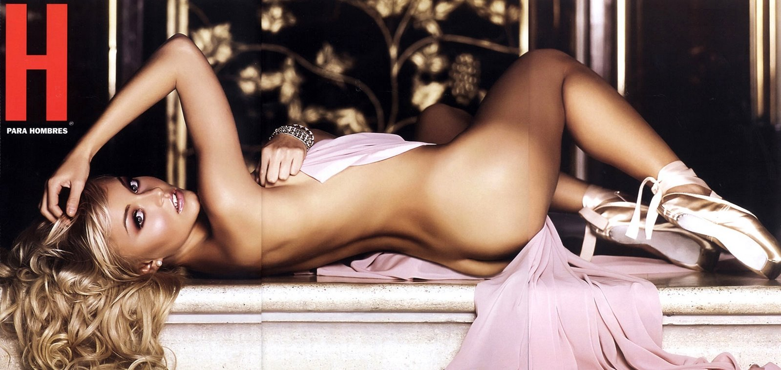 Angelique Boyer Sin Ropa