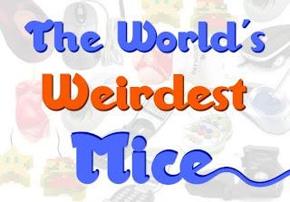 world's weirdest mice