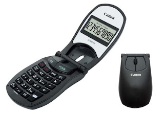 Canon LS-100 TKM mouse