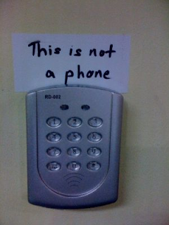 this is not a phone