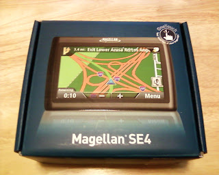 Magellan SE4 GPS