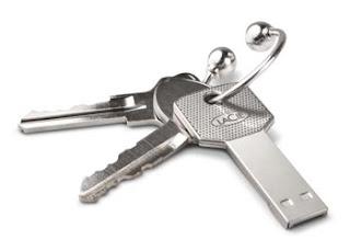 Lacie Key USB Drive