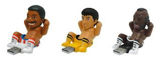 Rocky III situps USB keys