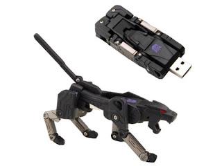 transformer USB key
