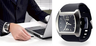wrist watch USB flash drive