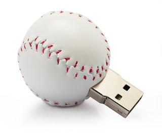 baseball usb key