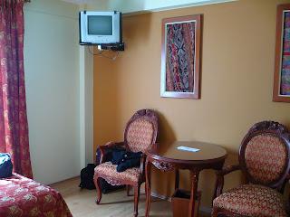 taypikala hotel room