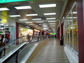 San Salvador Airport Concourse
