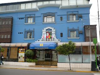 Hotel San Agustin Colonial hotel in Lima, Peru