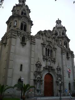 Miraflores Church