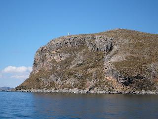 Lighthouse on Oyuyo Peninsula