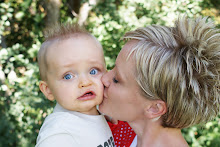Kisses from Mommy!!