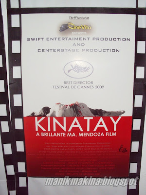 On review: Kinatay