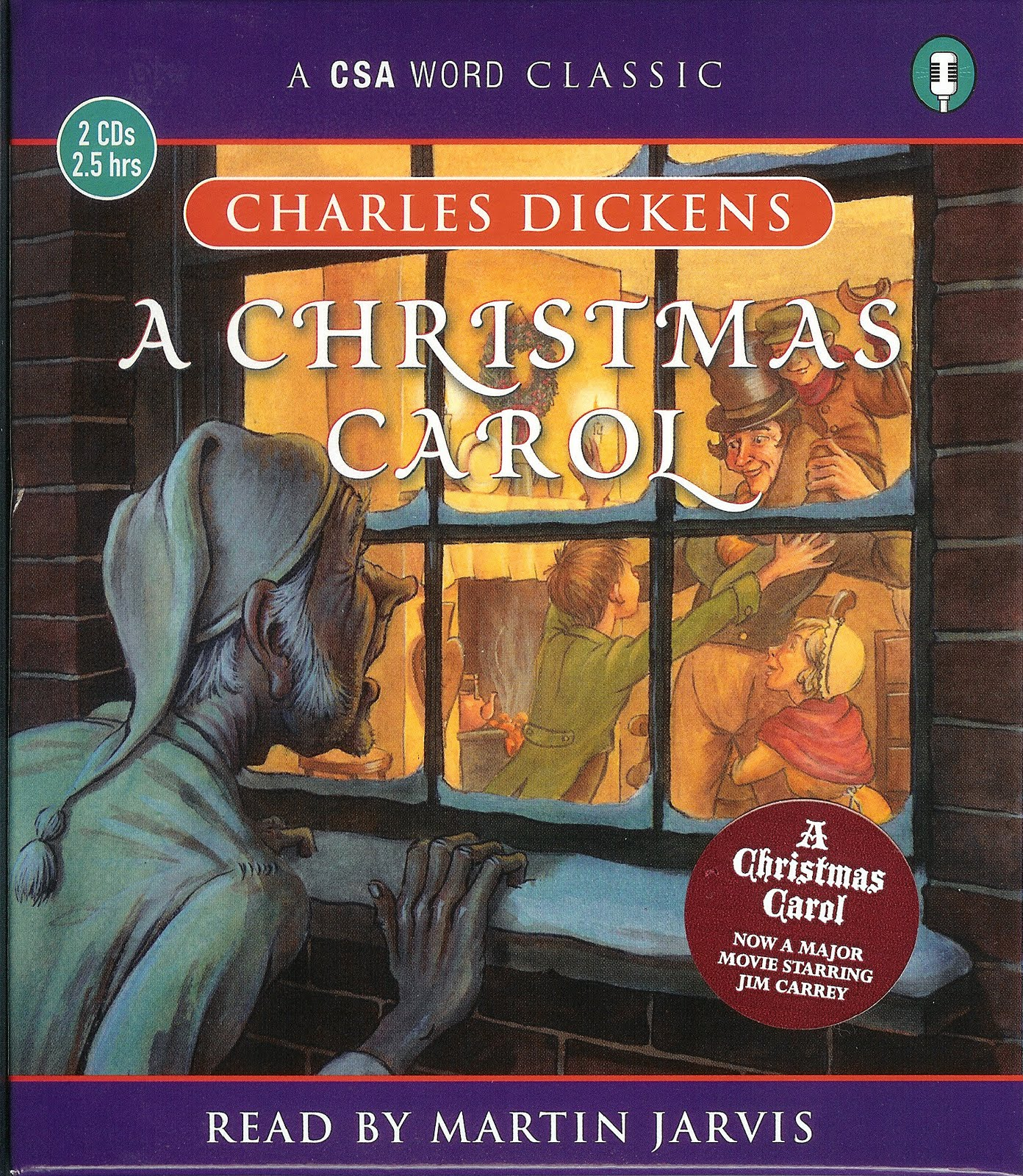 AudioBooksReview: A Christmas Carol by Charles Dickens