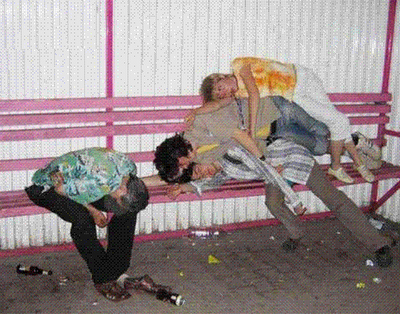 PELEA DE BORRACHOS-risas a muerte -