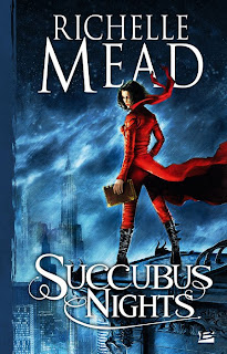 [Mead, Richelle] Georgina Kincaid - Tome 2: Succubus Nights Succubus+Night