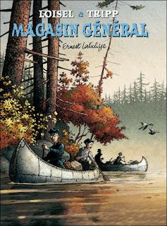 MAGASIN GENERAL : ERNEST LATULIPPE de Loisel et Tripp Ernest+latulippe