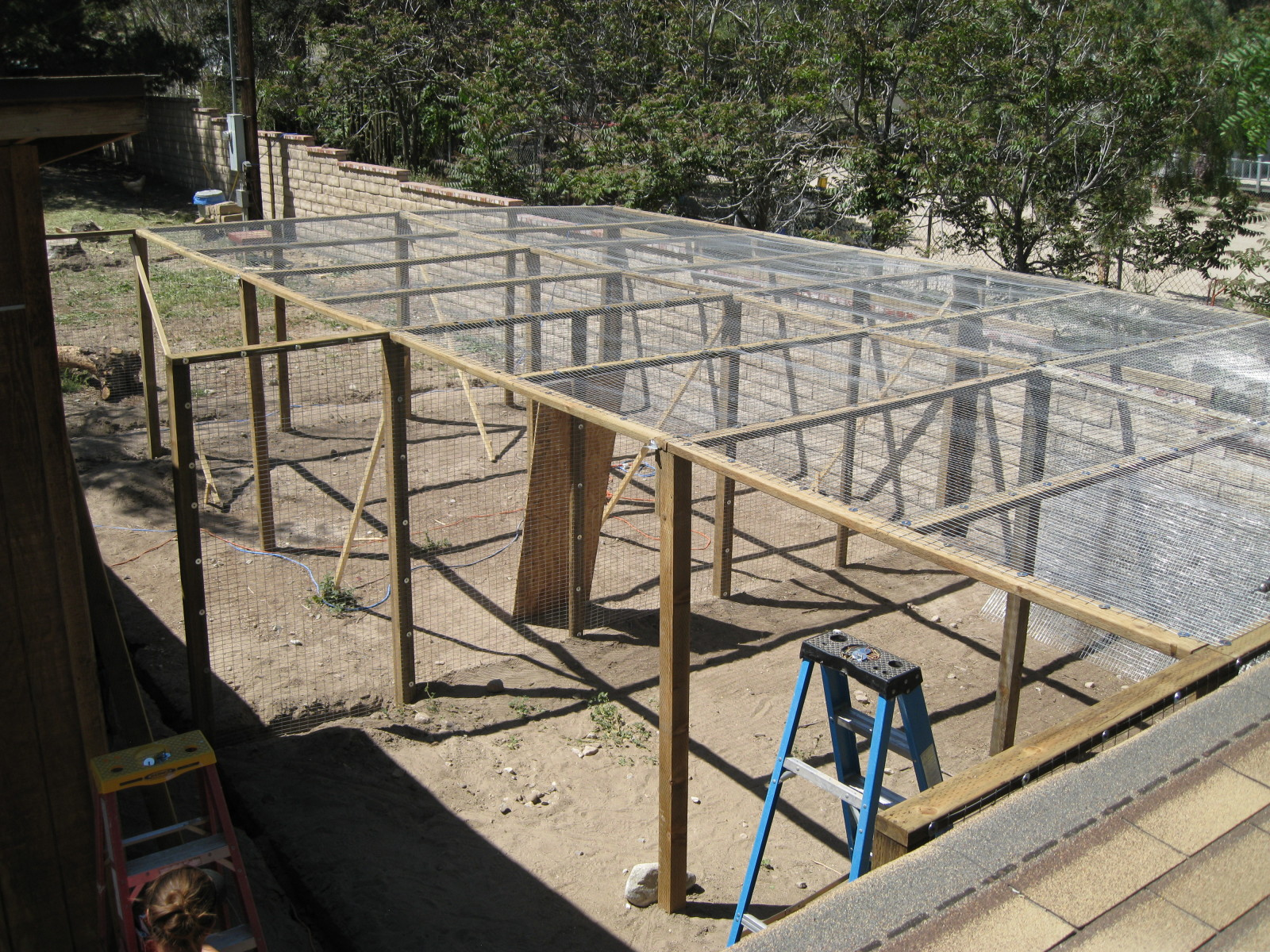 how to build an outdoor lizard enclosure