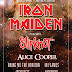 Iron Maiden no Sonisphere Switzerland