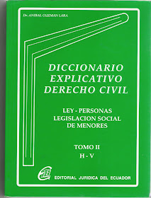 l AGL Diccionario Derecho civil